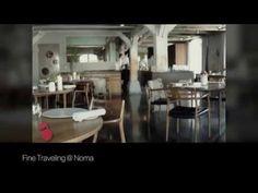 Inside Noma Restaurant!
