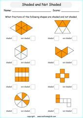 shaded/not shaded fractions printable grade 2 math worksheet – Educational Toy Ideas 2nd Grade Math Worksheets, Fractions Worksheets, Primary Maths, Primary School, Engage Ny Math, School Equipment, Microsoft Word Document, Montessori Toddler, Elementary Math
