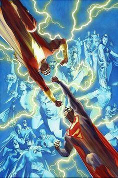 Shazam V Superman?