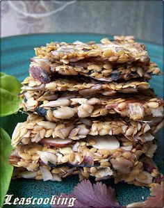 The Best Raw Flax Seeds Crackers Recipe