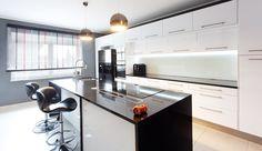 Kuchnia styl Minimalistyczny - zdjęcie od RR Granity - Kuchnia - Styl Minimalistyczny - RR Granity