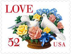 1994 Love Stamp