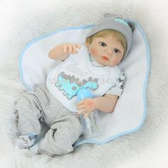 98.94$  Buy here - http://alipe4.worldwells.pw/go.php?t=1656240186 - 23inchs full silicone reborn baby doll lifelike reborn babies brinquedos bonecas juguetes magnetic mouth newborn dolls toys 98.94$