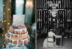 Gorgeous California Barn Wedding: Sadie + Mike//so perfect....and in b+w///