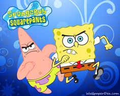 Spongebob and Patrick Star