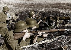 soldiers in hungary 1944 by Greenh0rn.deviantart.com on @DeviantArt