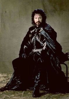 Alan Rickman - I will cut your heart out with a spoon!