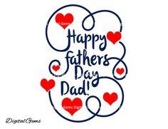 On Sale 50% Off Happy Fathers Day Dad SVG Cutting by DigitalGems