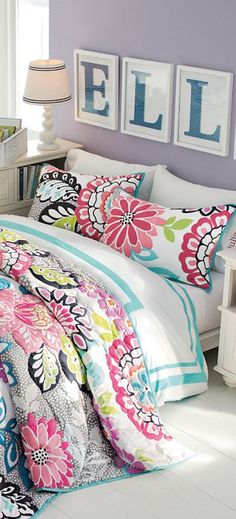 Gemma Bedding #girls #rooms #bedding