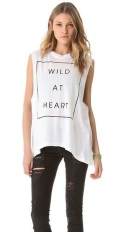 Are you wild at heart? #Veryallegra #wildfox