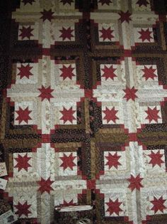 Amilie's Log Cabin Kit and Pattern