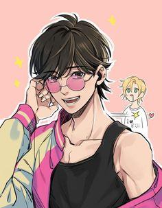 Crazy and stupid things, senseless humor, crazy affairs and others. … everything # Of Everything # amreading # books # wattpad Cute Anime Boy, Anime Love, Anime Guys, Fanarts Anime, Manga Anime, Anime Art, Shounen Ai, Fish Art, Anime Ships