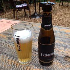 Estaminet nice beer !!! #Bier #beer #drink #happy #relax #estaminet