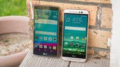 HTC vs. LG: M9 or G4?