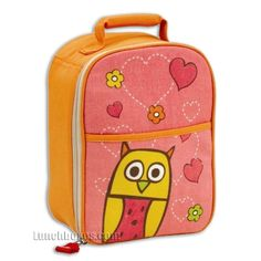 Owl - Hoot - Insulated Lunch Box 57e35e0c47902