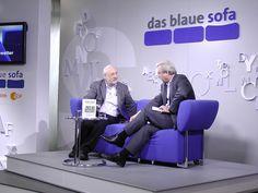 Joseph Stiglitz auf dem Blauen Sofa, via Flickr.