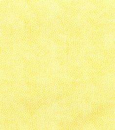 Keepsake Calico™ Cotton Fabric-Yellow Small Allover Print