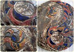 ceramics - Yin Yang rustico by Sophia Lenzi - 2015