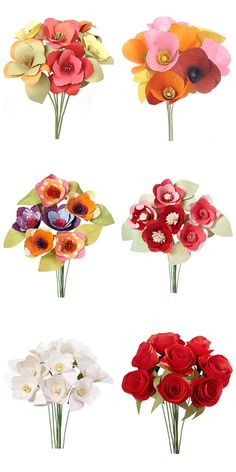 DIY Wedding Flowers That Last Forever - The Art of Weddings. Fashion, DIY and Inspiration for your Wedding Day.
