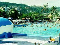 #acapulcoeneltiempo La alberca de olas del CICI Acapulco. ACAPULCO EN EL TIEMPO. El Centro Internacional de Convivencia Infantil, fue uno de los parques más visitados en todo el estado de Guerrero y una de sus principales atracciones era su alberca de olas, la cual era reconocida por tener una ballena en el fondo. Obtén más información en la página oficial de Fidetur Acapulco.