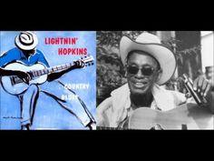 Get it Straight - Lightnin' Hopkins