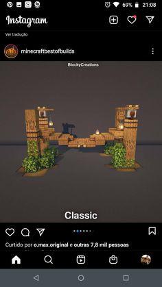 Plans Minecraft, Minecraft Mansion, Minecraft Cottage, Minecraft House Tutorials, Cute Minecraft Houses, Minecraft Castle, Minecraft Room, Minecraft House Designs, Minecraft Survival