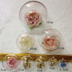 156mm Christmas decorations for home Christmas Tree ornaments ball Transparent hanging ball wedding decoration window display-in Ball Ornaments from Home & Garden on Aliexpress.com | Alibaba Group