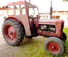 1956 volvo t26 tractors made in sweden pinterest volvo rh pinterest com Tractor Volvo BM 7664 Volvo BM Tractor