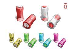 Eyewear Case for Coca Cola Eyewear by Peter von Zweigbergk, via Behance