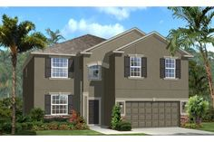 Maple by Lennar at The Estates at Wilson Preserve