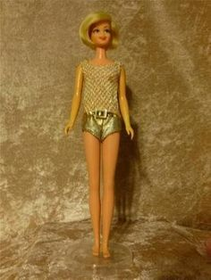 Image detail for -Vintage Mod Casey Doll, Barbie's Friend,oss Blond Page Boy Bendable ...