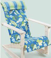 Reversible Chair Pad / Beach Mat