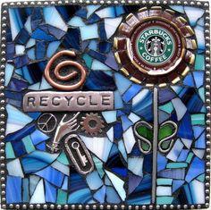 Starbucks Scrap by ShawnDuBois on Etsy, $20.00