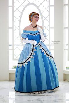 Historically Accurate Cinderella