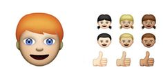 The campaign for a ginger haired emoji to be added to the new batch of Apple 'inclusive' emojis gathers momentum.