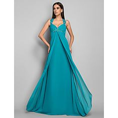 Silhouette:Sheath/Column; Neckline:V-neck; Hemline/Train:Sweep/Brush Train; Sleeve Length:Sleeveless; Embellishments:Side Draping,Beading,Appliques; Back Details:Backless,Zipper; Fabric:Chiffon; Fully Lined:Yes; Built-In Bra:Yes; Shown Color:Jade; Body Shape:Misses,Pear,Inverted Triangle,Hourglass,Apple,Petite,Plus Sizes; Occasion:Military Ball,Formal Evening; Net Weight:1.5Kg; Shipping Weight:1.98kg; Waist:Natural; Model:Taline; Boning:Yes; Trend:Open Back