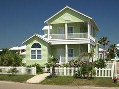 Coastal Home Plans - Beach Street