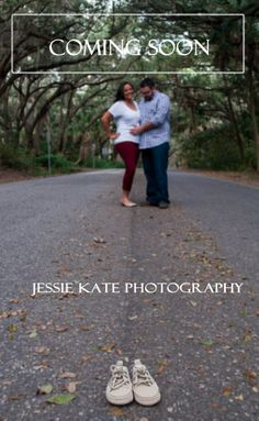 Pregnancy Announcement www.facebook.com/JessieKatePhotography