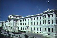 Colegio Belen, La Havana, Cuba...My dad graduated from Belen (a few years after Castrate...I mean Castro!)