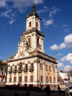Buchach Town Hall (1751), UKRAINE , from Iryna
