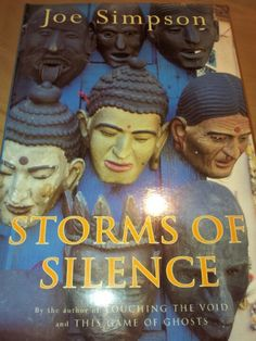Storms of Silence : Joe Simpson