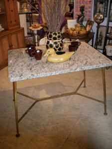 granite top table - craigslist