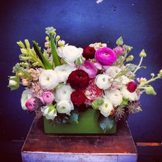Something I must try, it is a lovely arrangement