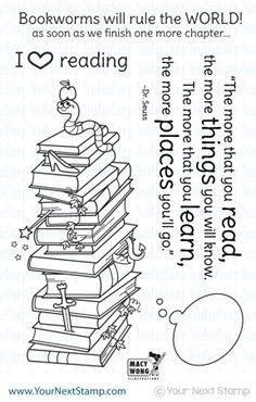 Bookworms Rule!