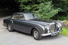 1961 Bentley, S2 Continental  A very nice example of a sought after, attractive design, thought by many to be the most desirable S Type Continental Saloon of all. At one time owned by Bernie Ecclestone, (1992 to 2007), the car has been well cared-for, confirmed by various invoices in the comprehensive history file,showing considerable expenditure, and in 2014 was completely, and very nicely re-painted in  ..  http://www.collectioncar.com/detailed.php?ad=63772&category_id=1