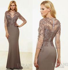 Vestidos e endereços para comprar vestidos Terani Couture no Brasil.
