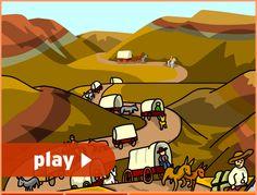 Brain Pop video on #WestwardExpansion