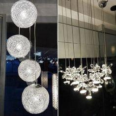 Si tuvieras que elegir una de estas dos lámparas... ¿cuál te llevarías a casa?  #Lighting #Lamp #Lámpara #Deco #Decoración #Decoration #Interior #Interiors #Interiores