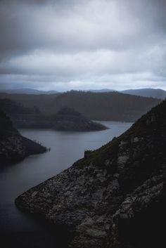 Lake Gordon, Tasmania (photo by Dearna Bond)