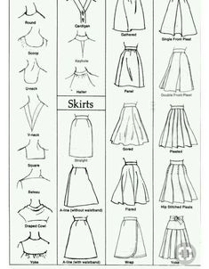 Ideas Drawing Clothes Design Sketch For 2019 Fashion Terms, Trendy Fashion, Fashion Fashion, Fashion Hacks, 1999 Fashion, Fashion Ideas, Fashion Inspiration, Design Inspiration, Classy Fashion